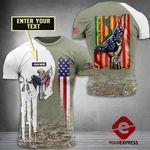 AH Personalized  Vietnam Veterans TSHIRT PRINTED SEP-MA08