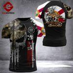 Florida Patriot Tshirt 3D Print DH0809HTQ