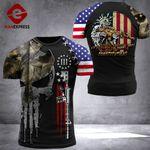 US Patriot Tshirt 3D Print DH0809HTQ