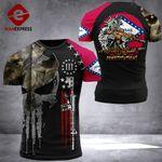Arkansas Patriot Tshirt 3D Print DH0909HTQ