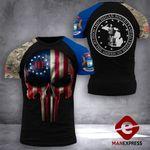 Michigan Patriot Society Tshirt 3D Print 0909TMA