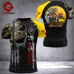 New Mexico Patriot Tshirt 3D Print DH0909HTQ