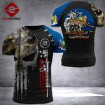 New York Patriot Tshirt 3D Print DH0909HTQ