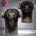 British Army Combat Tshirt 3D NMQ1009