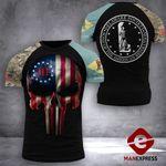 Delaware Patriot Society Tshirt 3D Print 1009TMA