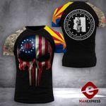 Arizona Patriot Society Tshirt 3D Print 1009TMA