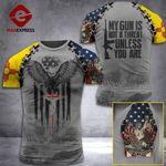 AH New Mexico Patriots TSHIRT 3D PRINTED SEP-