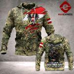 Austrian Soldier Hoodie 3D Print 11092021HTQ