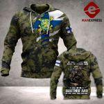 Finland Soldier Hoodie 3D Print 11092021HTQ