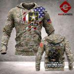 US Soldier Hoodie 3D Print 11092021HTQ