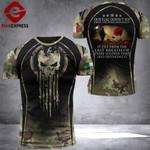 Italian Veteran Tshirt 3D Print 11092021NMQ