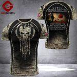 British Veteran Tshirt 3D Print 11092021NMQ