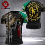 Washington Patriot Oath Keepers Tshirt 3D Print 110921PDT