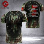 AH Portugal Veterans TSHIRT 3D PRINTED SEP-MA13