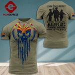 AH Arizona Veterans TSHIRT 3D PRINTED SEP-DT14