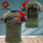 AH Tennessee Patriots TSHIRT 3D PRINTED SEP-DT15