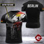 Customized Berlin Tshirt 3D PDT150921