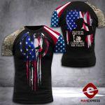 US Veteran Tshirt 3D 190521TMA