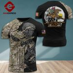 Illinois Patriot Tshirt 3d Print 260921HTQ