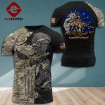 Indiana Patriot Tshirt 3d Print 260921HTQ