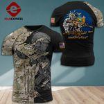New York Patriot Tshirt 3d Print 260921HTQ