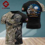 South Carolina Patriot Tshirt 3d Print 260921HTQ