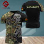 German Army Soldier Tshirt 3D 160921PDT