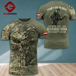 AH Austrian Veterans TSHIRT 3D PRINTED SEP-QH16