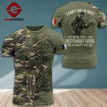 AH French Veterans TSHIRT 3D PRINTED SEP-QH16