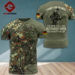 AH German Veterans TSHIRT 3D PRINTED SEP-QH16