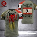 Berlin Tshirt 3D Print 170921HTQ