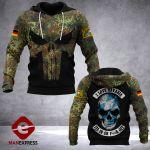 Bavaria Soldier Hoodie 3D Print 170921TMA