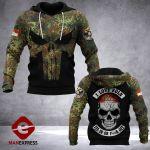 Koln Soldier Hoodie 3D Print 170921TMA