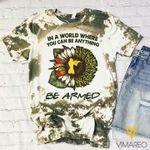 Florida Girl Be Armed Tshirt 200921HTQ