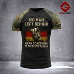 German Soldier Rest Of German Tshirt Camo 200921HVQ