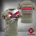 AH Alabama Patriots TSHIRT 3D PRINTED SEP-MA22