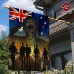 DH Australian Soldier Flag HTQ280921