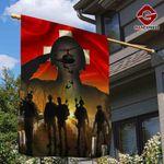 DH Swiss Soldier Flag HTQ280921
