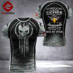 US AirForce Soldier Tshirt 3D Print 290921HTQ
