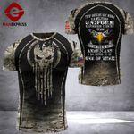 US Soldier Tshirt 3D Print 290921HTQ
