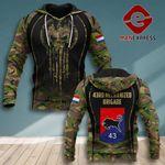 43 Mechanised Brigade Soldier Hoodie 3D Print 290921HVQ
