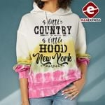 A Little Country A Little Hood New York Hoodie 3D TMA1110