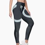 Odaqua F108 Mid-Rise Sports Leggings