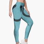Odaqua F105 Mid-Rise Sports Leggings