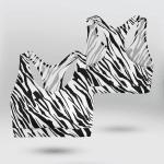 Zebra Sports Bra