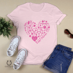 Love Nurse Shirt - Nurse T-shirt - Nurse Tees - Unisex - Cute Nurse Shirts - Nurse Appreciation Gift - Nurse Gift Idea - Nurses Week Gift