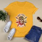 Rock Shirt - Rock T-shirt - Guitar Tees - Unisex - Electric Shirts - Rock Guitar Gift Idea - Rock Electric Week Gift