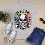 Rock Shirt - Rock T-shirt - Guitar Tees - Unisex - Electric Shirts - Rock Guitar Gift Idea - Music