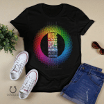 Rock Shirt - Rock T-shirt - Guitar Tees - Unisex - Electric Shirts - Rock Guitar Gift Idea - Music - give a soul to the universe