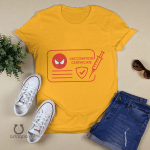 Fully Vaccinated T-Shirt, Vaccinate Shirt, Vaccinated Tee, Pro Vaccines Shirt, Nurse Funny Shirt, Vaccines Saves Lives
